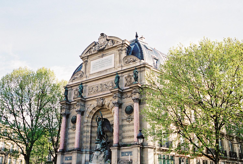 paris in april