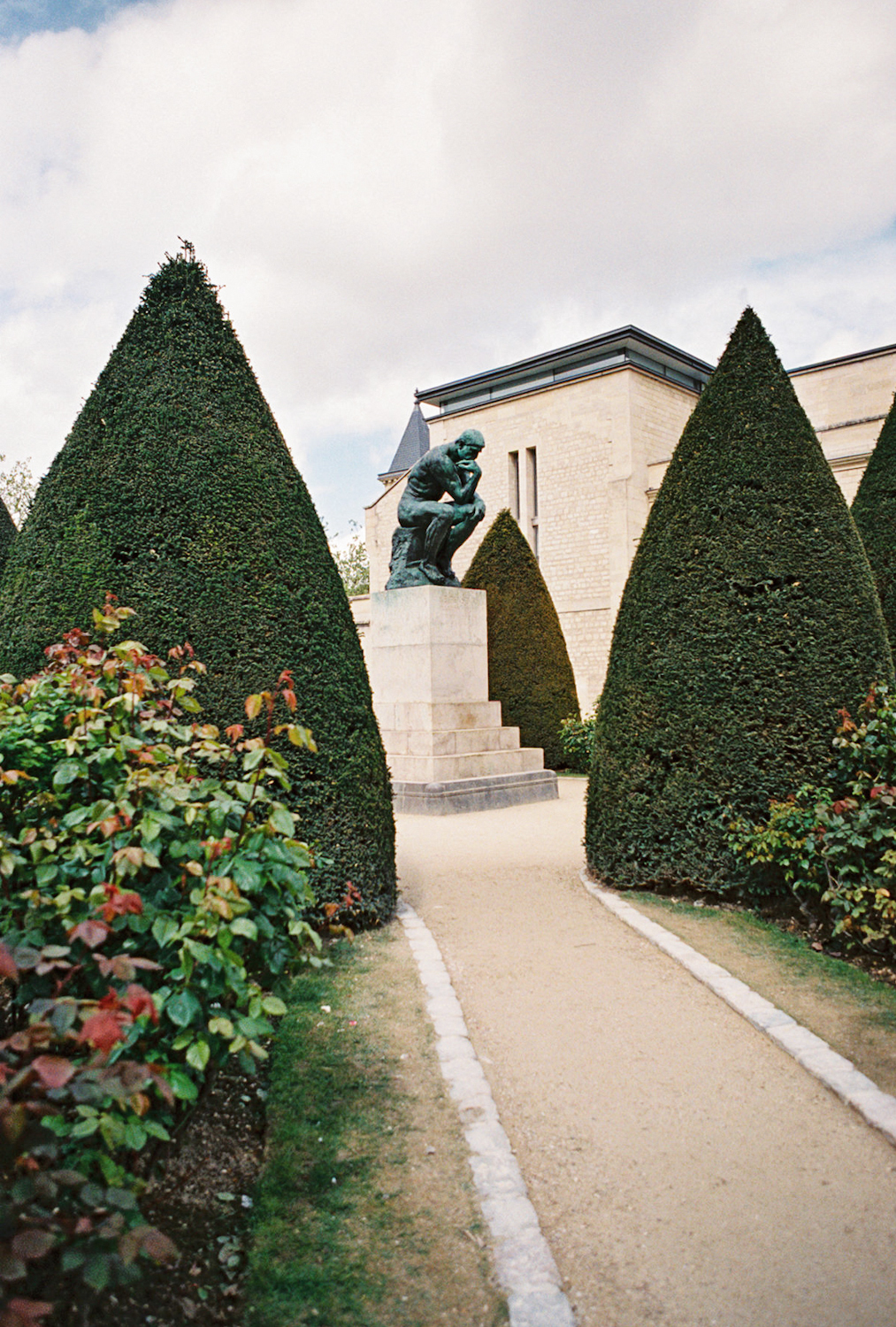 gardens musee rodin