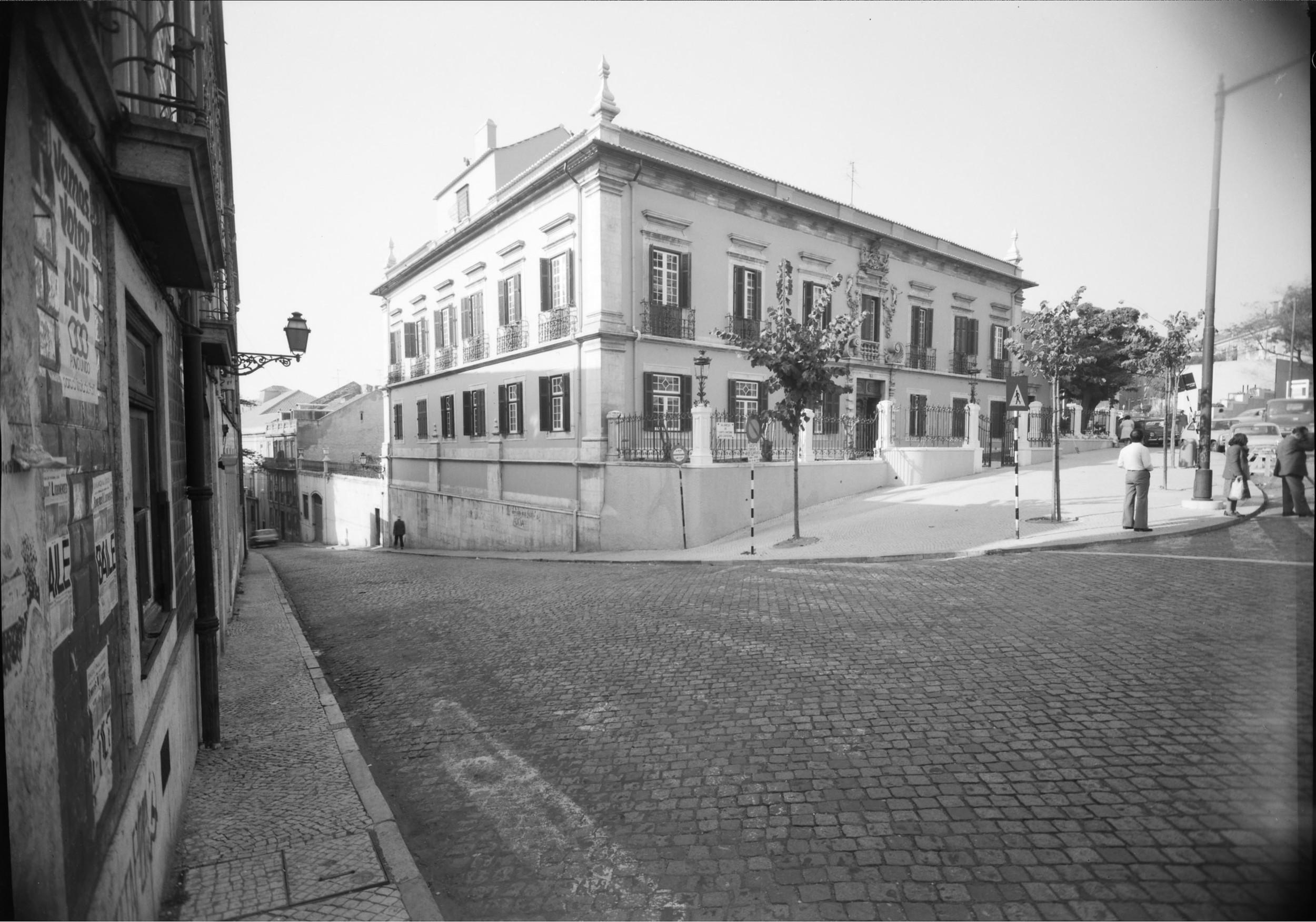 Rectory of the Technical University of Lisbon  Photo: Studio Mário Novais, ca. 1975-1988, Lisbon  Biblioteca de Arte da Fundação Calouste Gulbenkian [CFT003 015880]