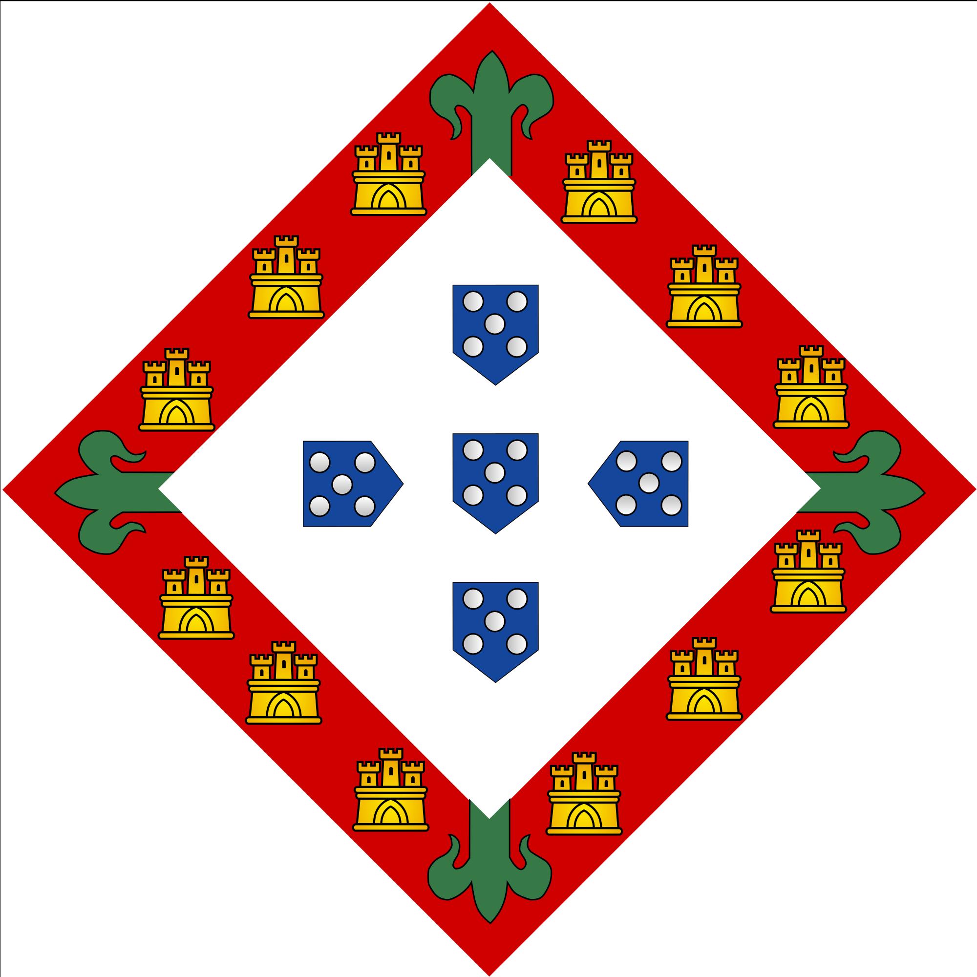 flag, Mocidade Portuguesa Feminina
