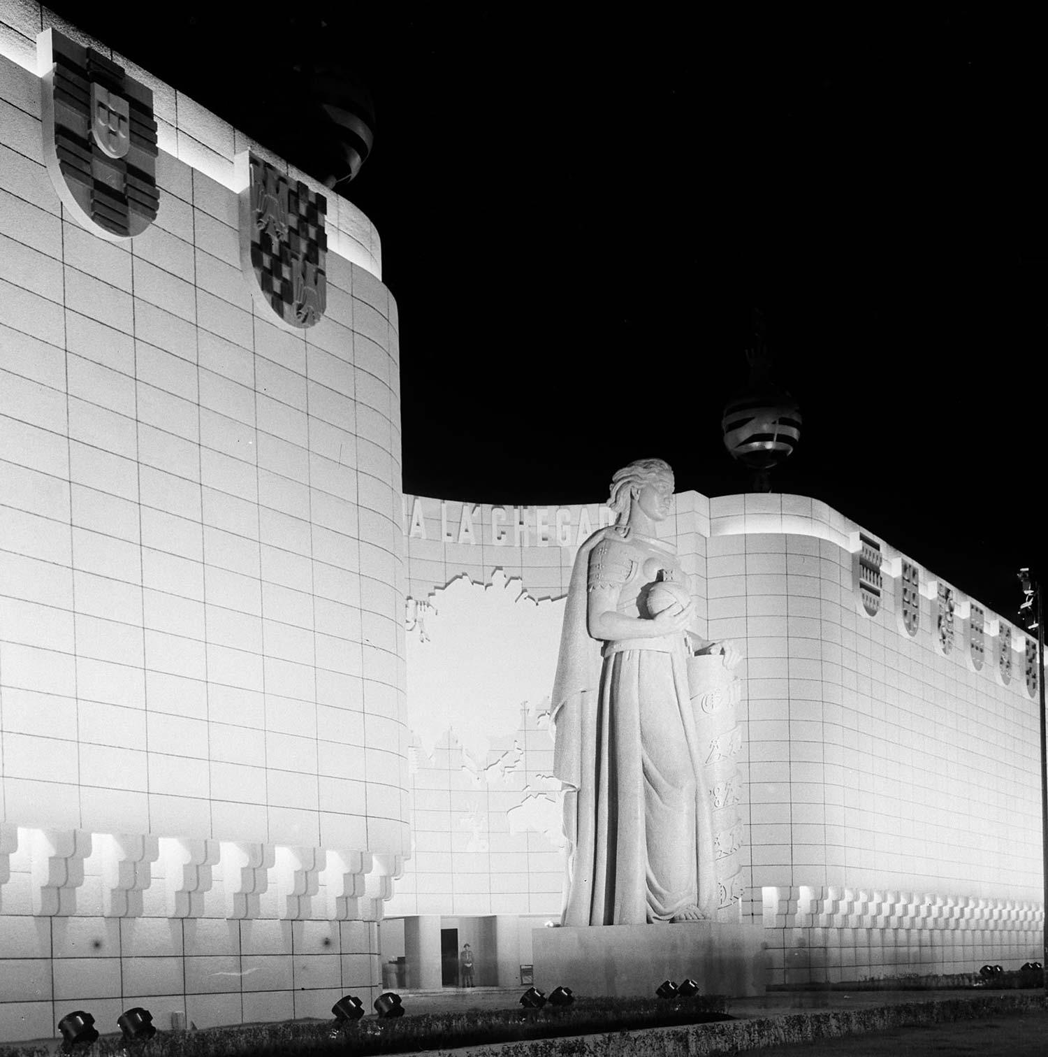 Exposição do Mundo Português, Lisboa, 1940