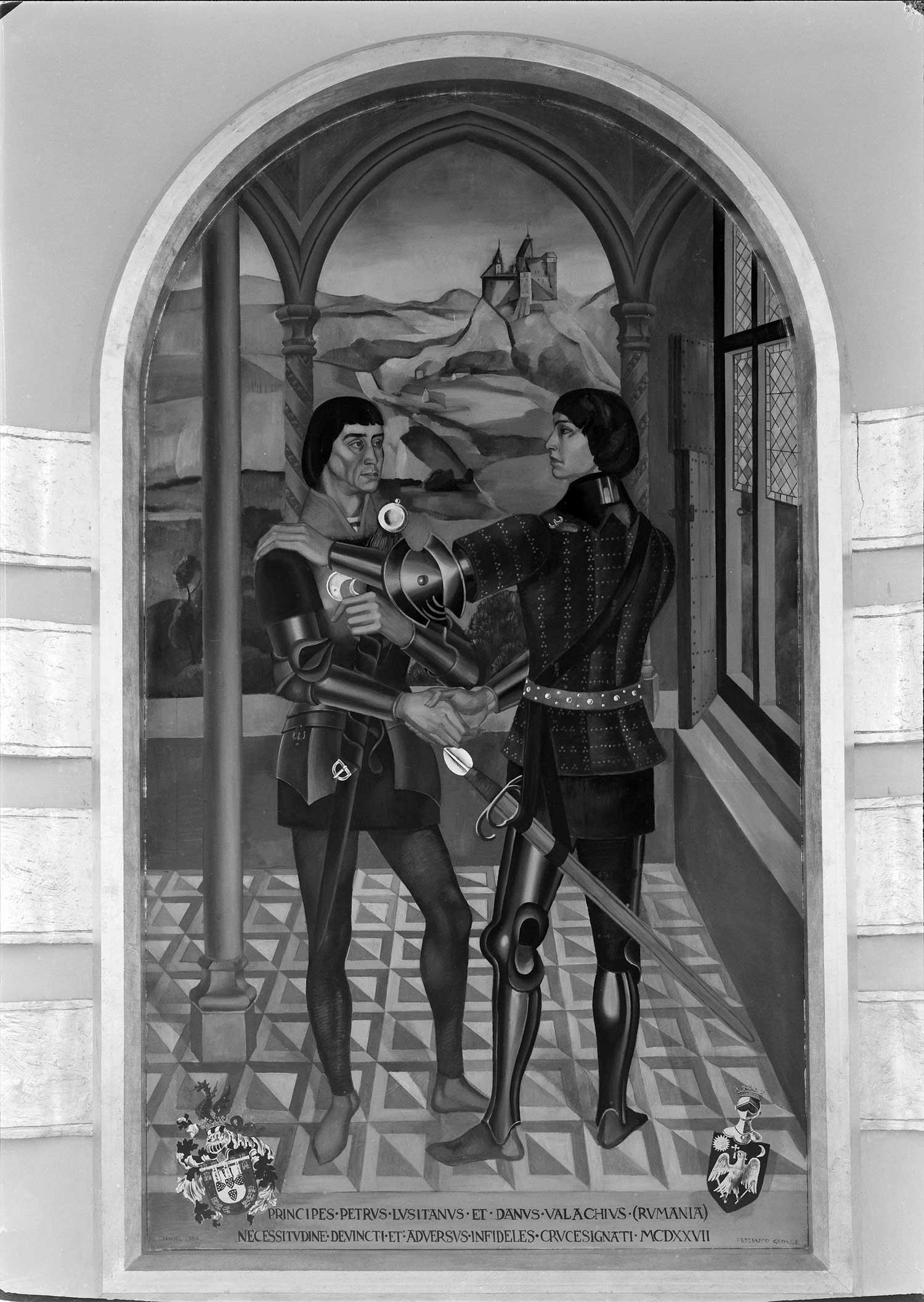 Photo: Estúdio Horácio Novais, 1940, Lisbon  Biblioteca de Arte da Fundação Calouste Gulbenkian [CFT003_057040]