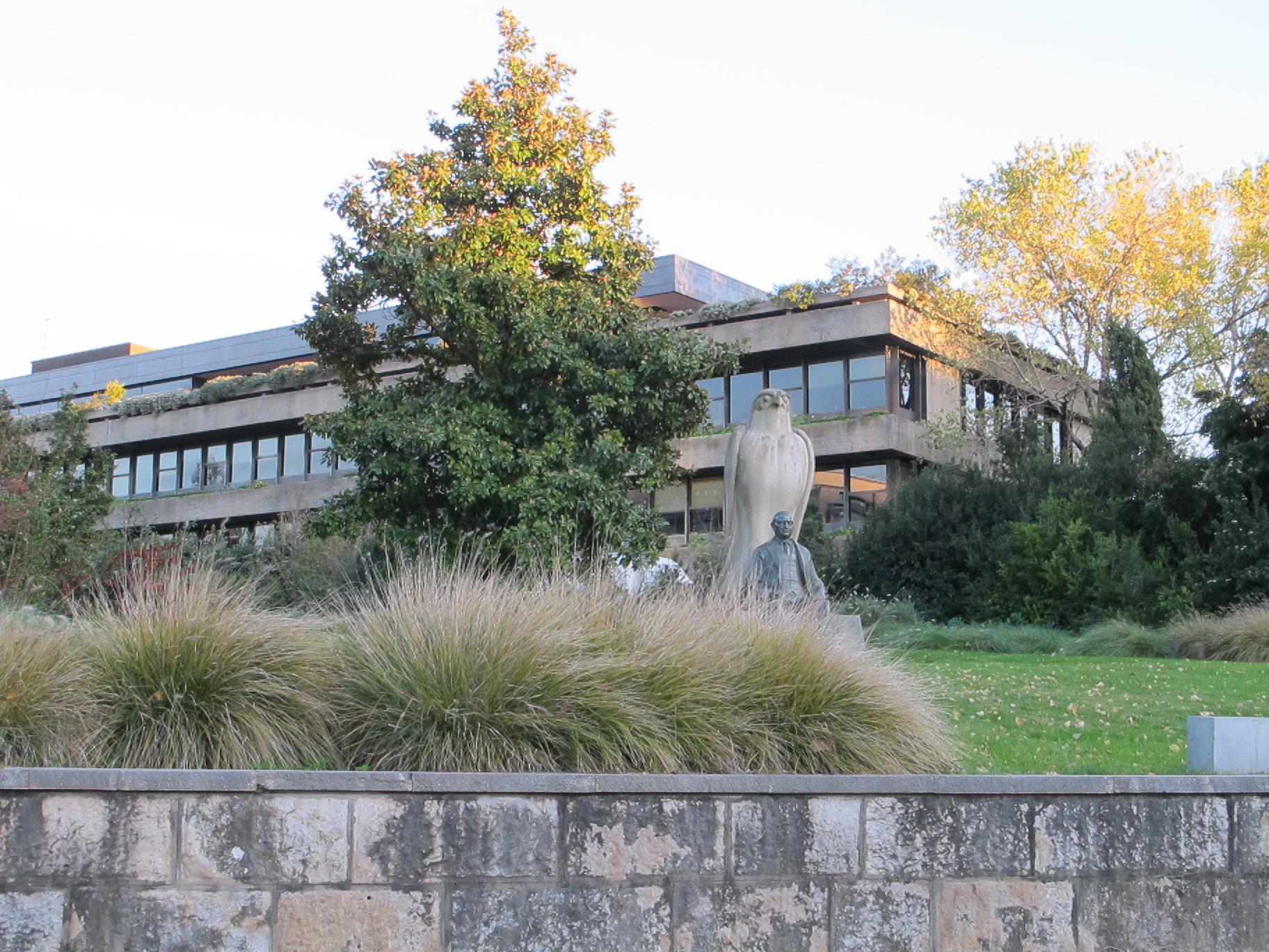 Gulbenkian Foundation, Lisbon (Nov. 2011)