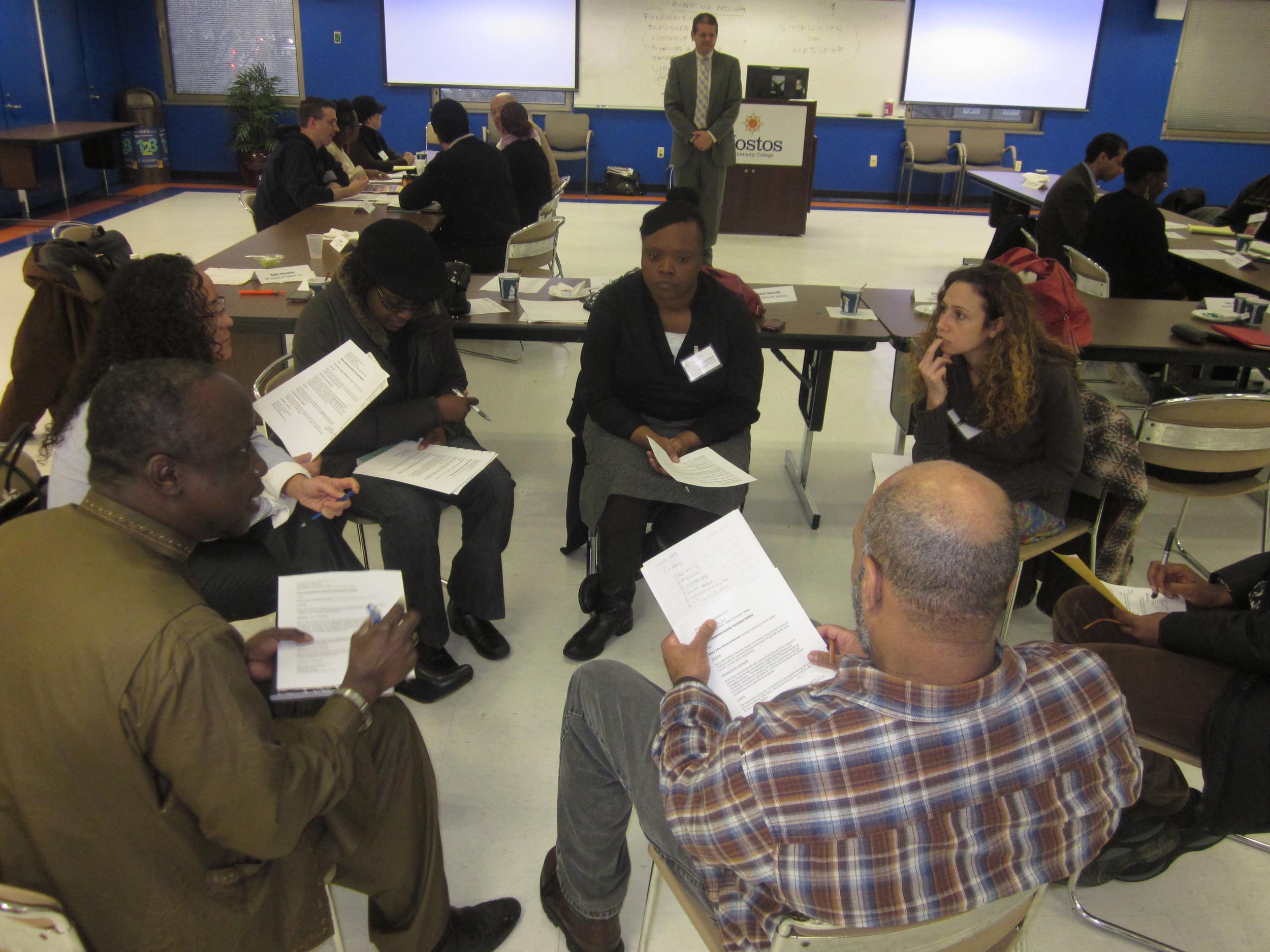 Navigating Local Media Seminar 1.16.13