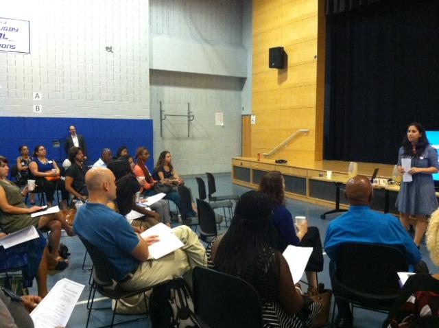 Bronx Non-Profit Coalition Professional Development Workshops 7.31.2013