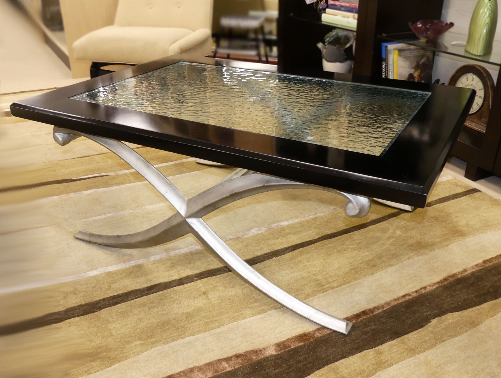 SOLD  Century Furniture Omni Cocktail Table