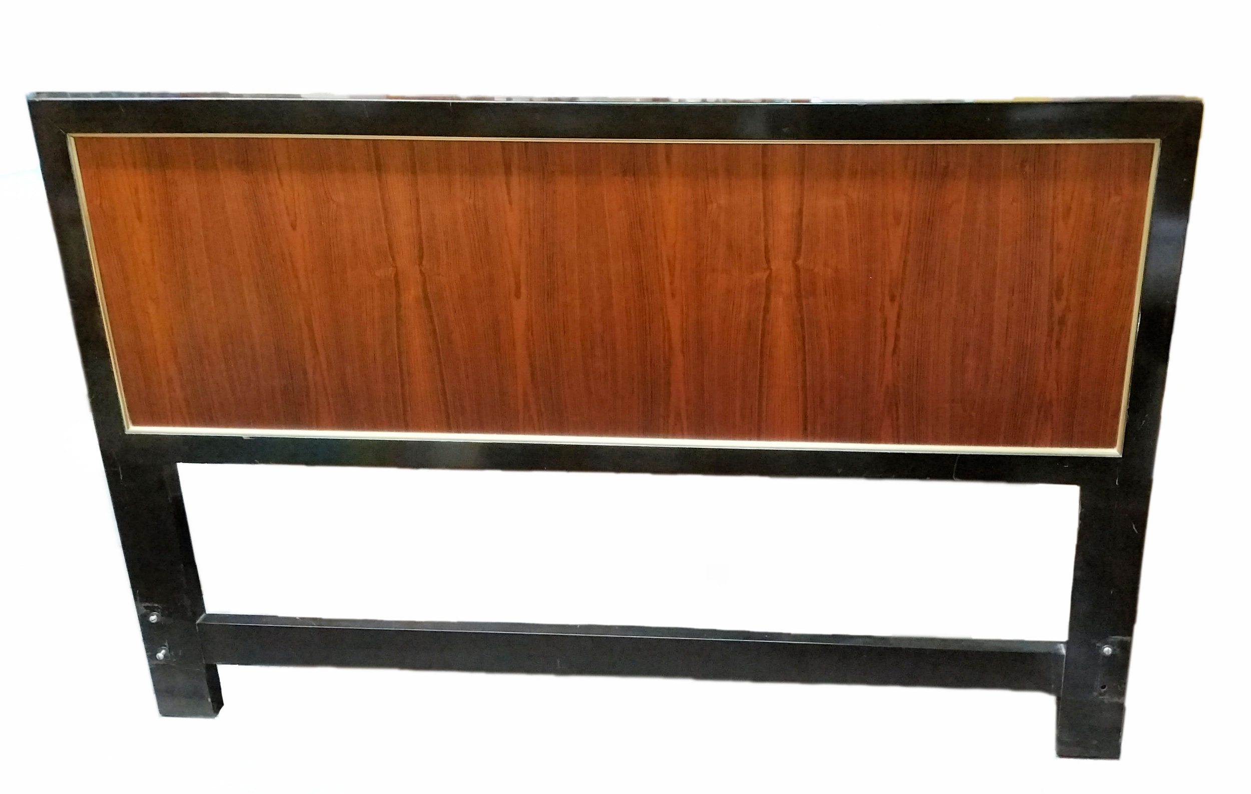 Mid-Century Modern Harvey Probber Rosewood Queen Size Headboard