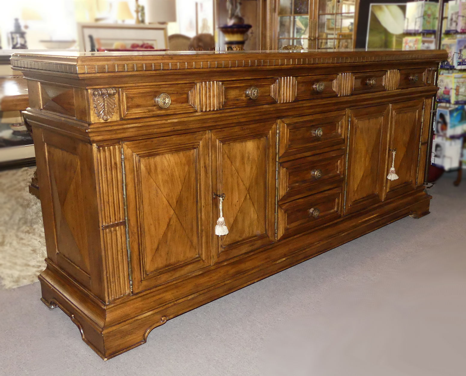 SOLD Ferguson Copeland Highlands Buffet or Credenza