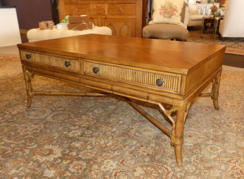 SOLD Lexington Tommy Bahama Ponte Vedre Coffee Table