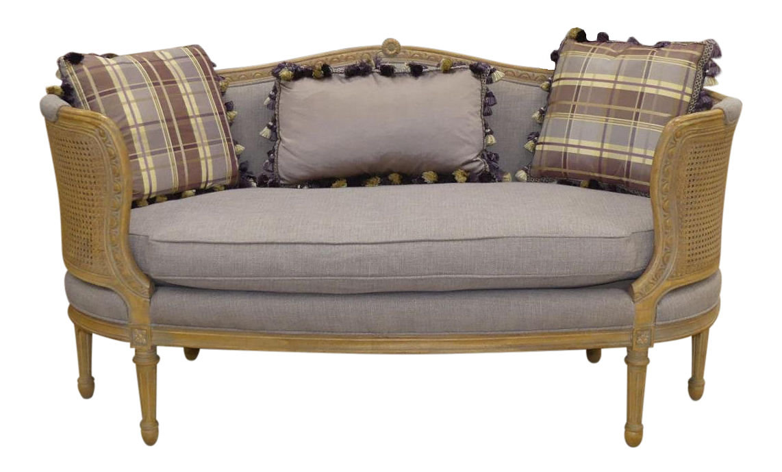 SOLD French Louis XV Loveseat