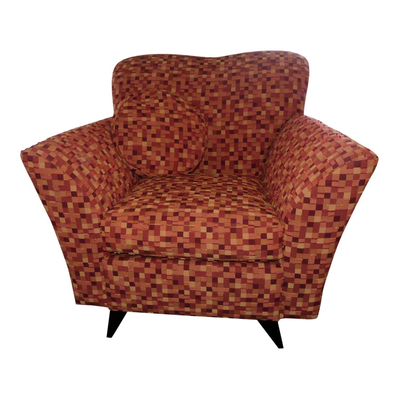 Dakota Jackson Cosmoledo Club Chair