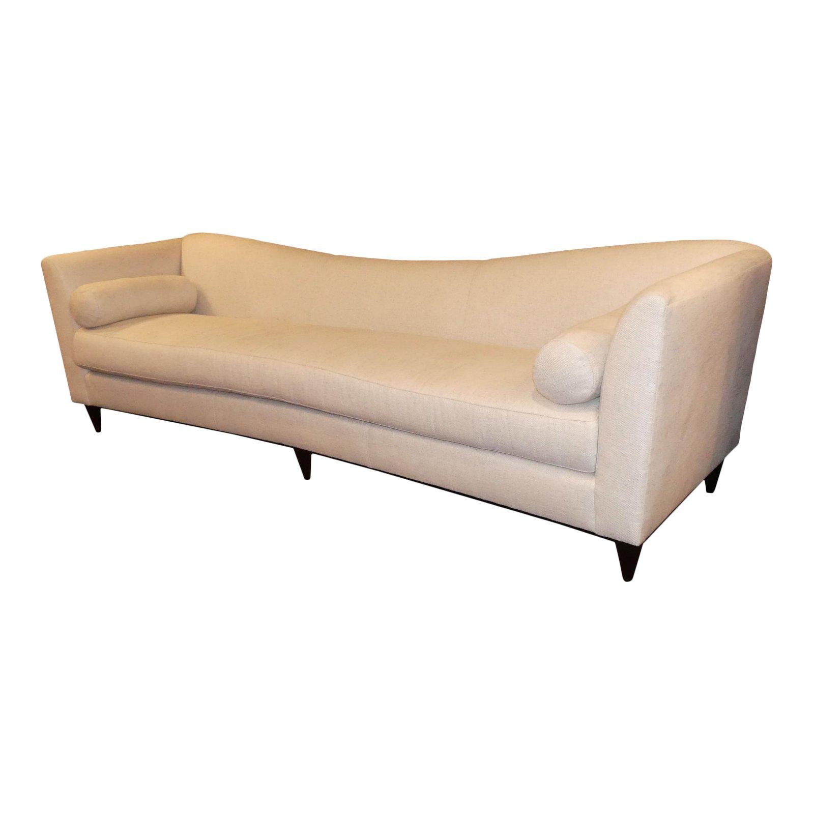 SOLD  Baker Furniture Thomas Pheasant Patricia Sofa