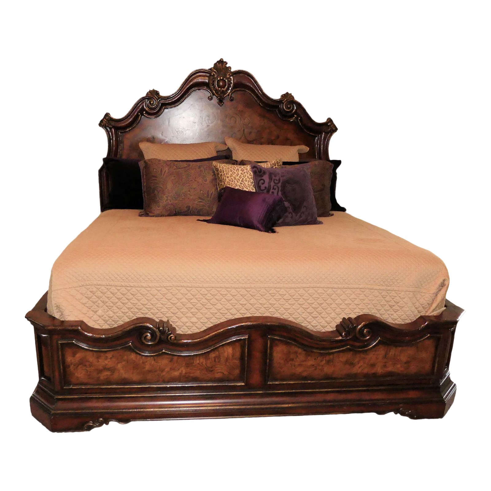 SOLD Hooker Furniture Beladora King Size Bed