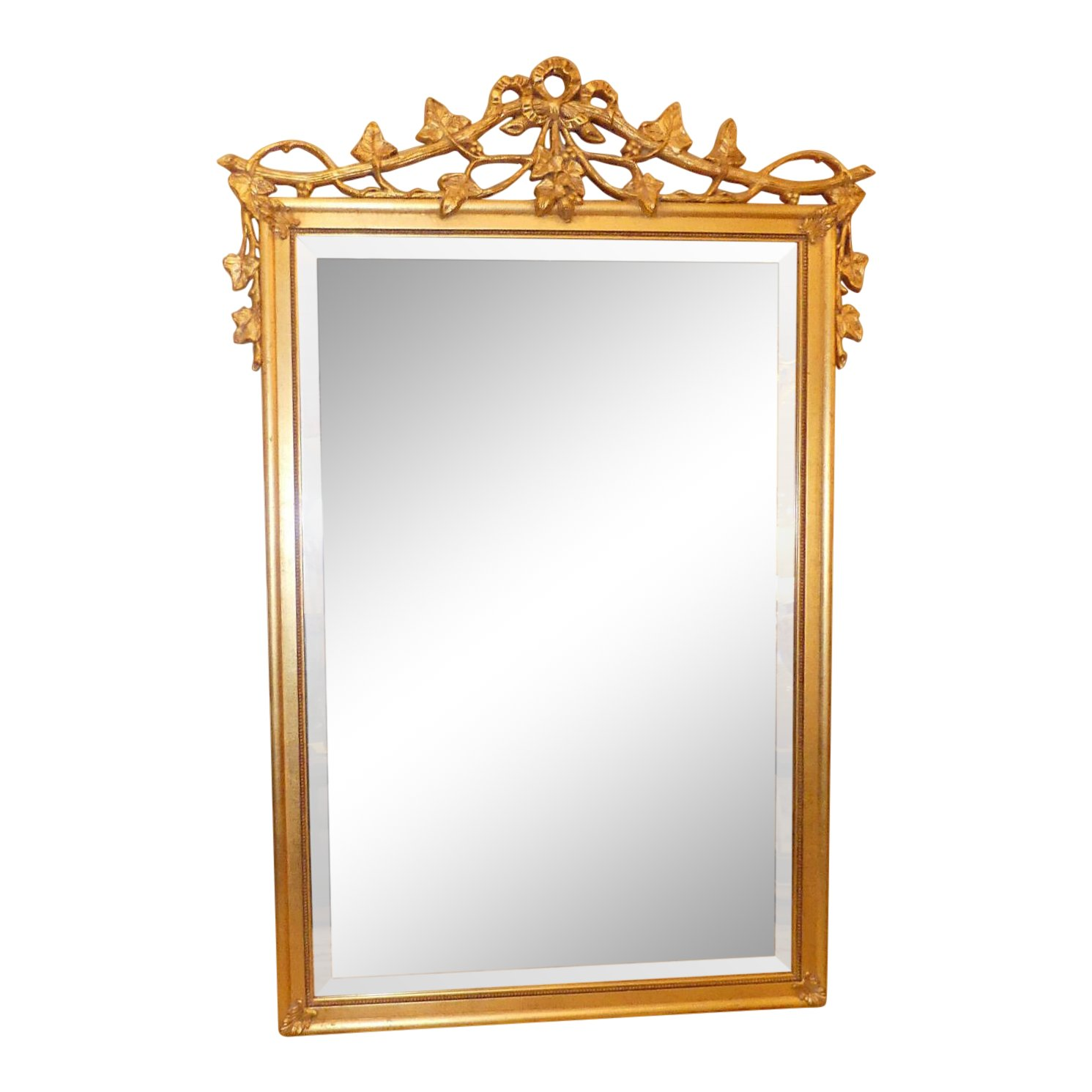 Majestic Mirror Co. Giltwood Mirror 36x53 $1,149