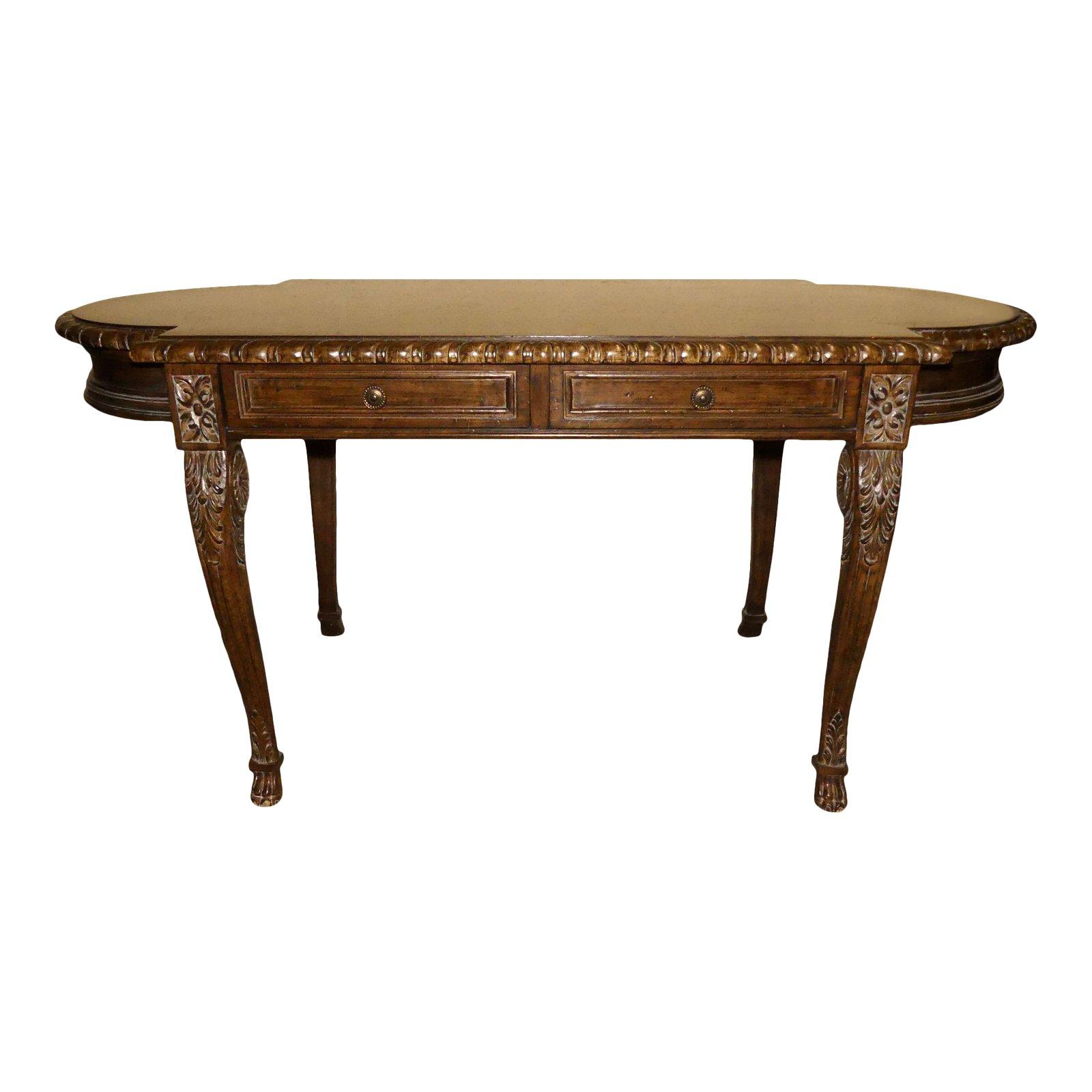 Jeffco Walnut Writing Desk $1,295