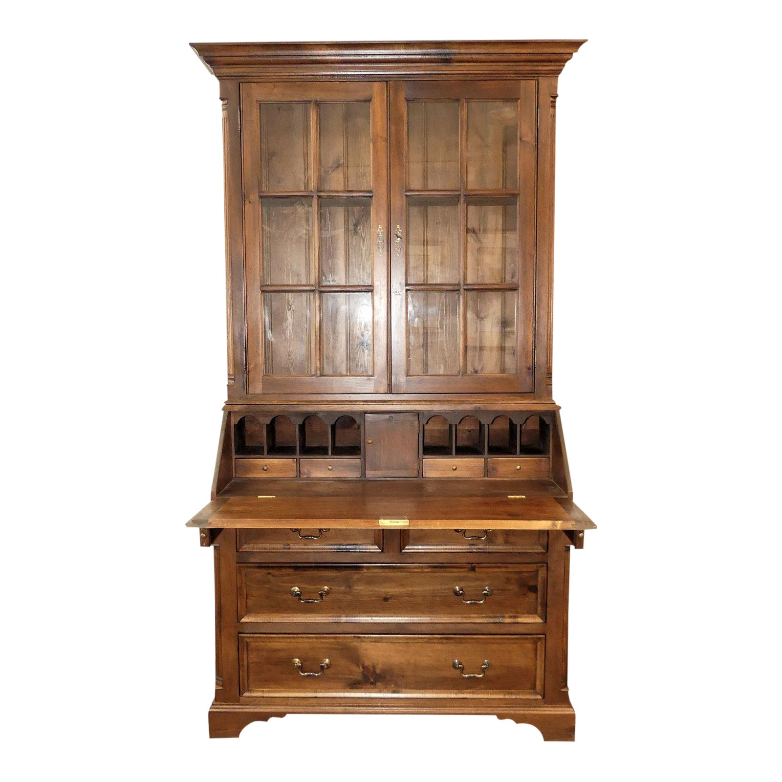 Antiques & Country Pine Secretary