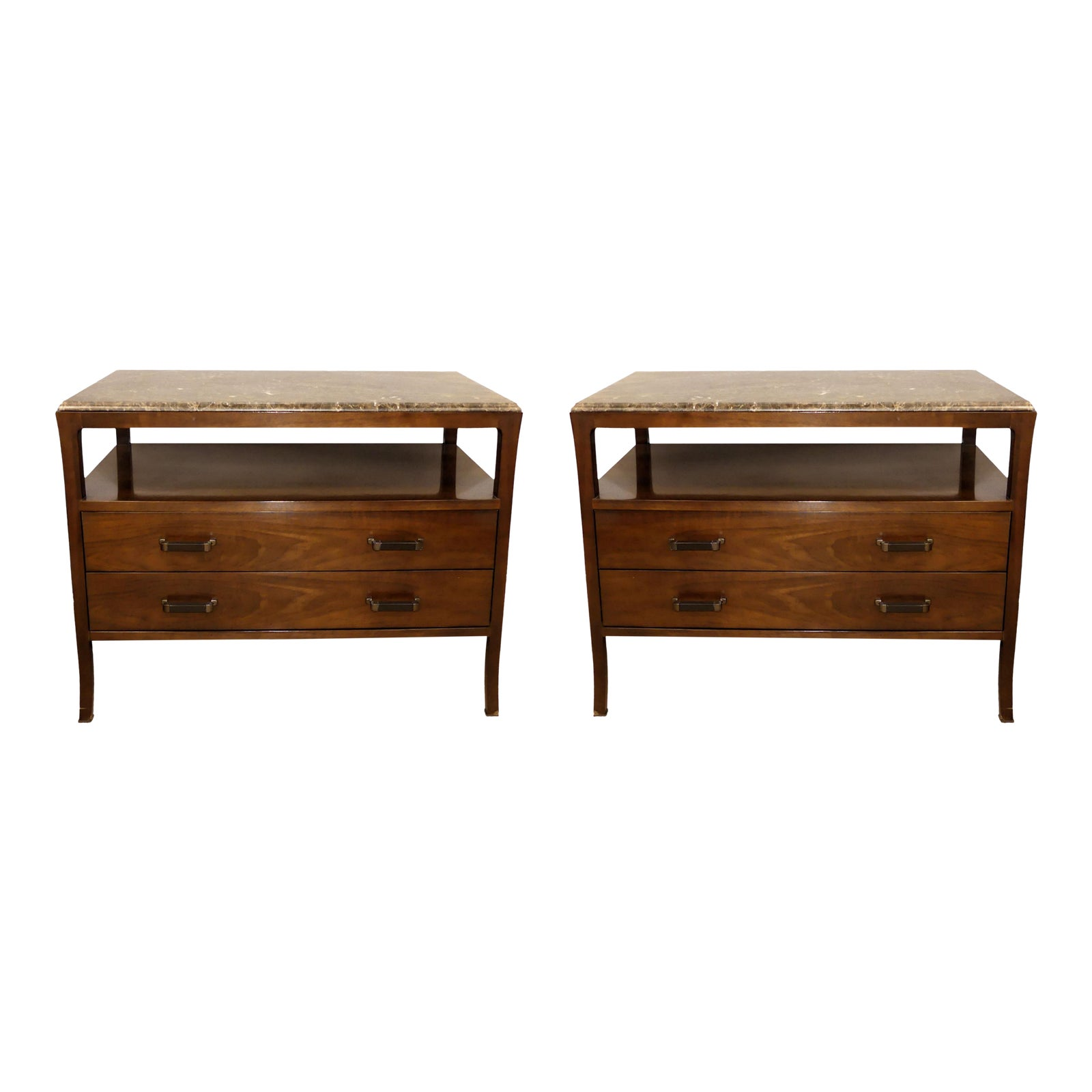 Baker Bill Sofield Studio Chests or Nightstands