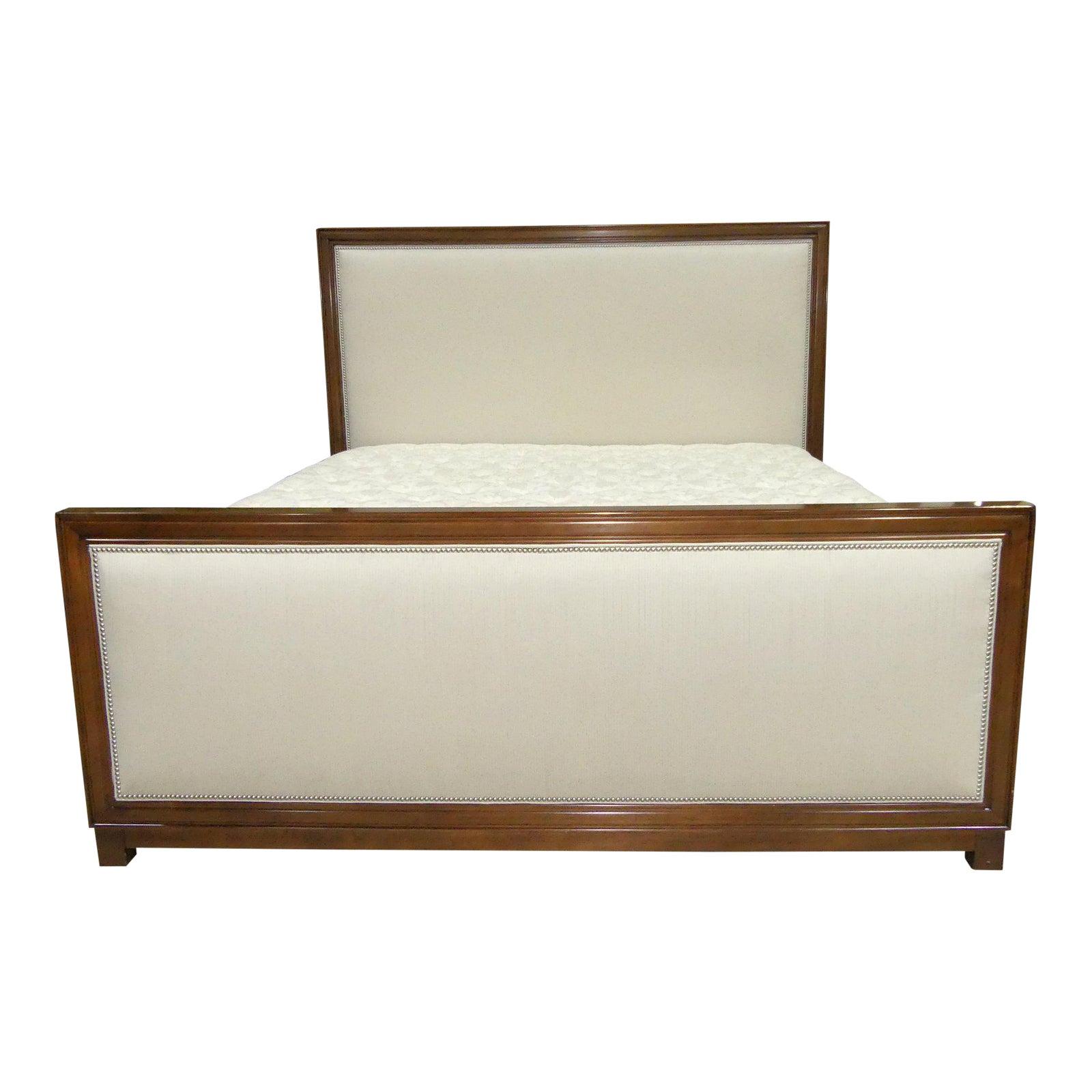 Swaim Upholstered King Size Bed