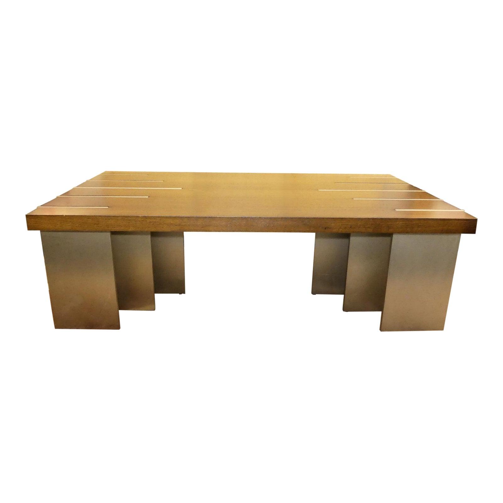Vanguard Steps Cocktail Table Showroom Floor Sample