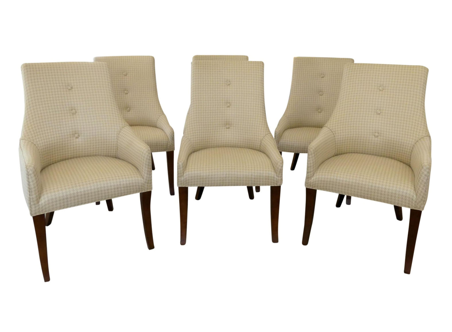 Hickory White Skyloft Dining Chairs Set of 6