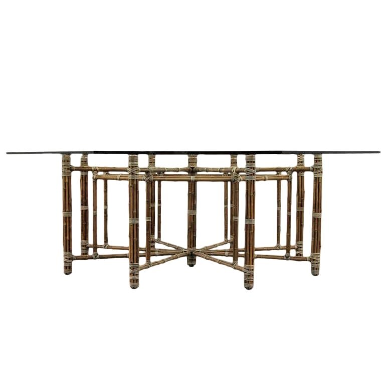 McGuire Bamboo Dining Base