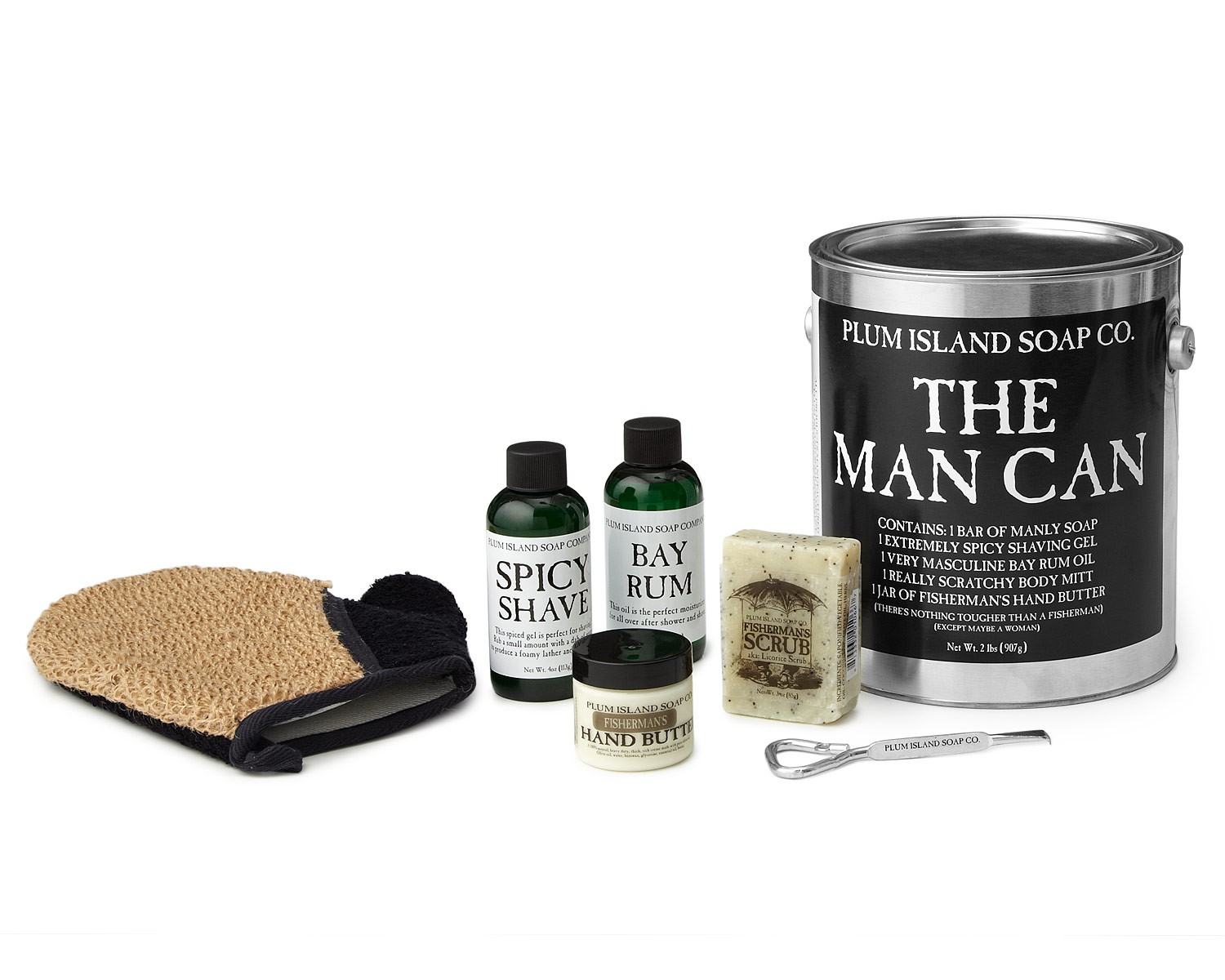 The Man Can // Uncommon Goods
