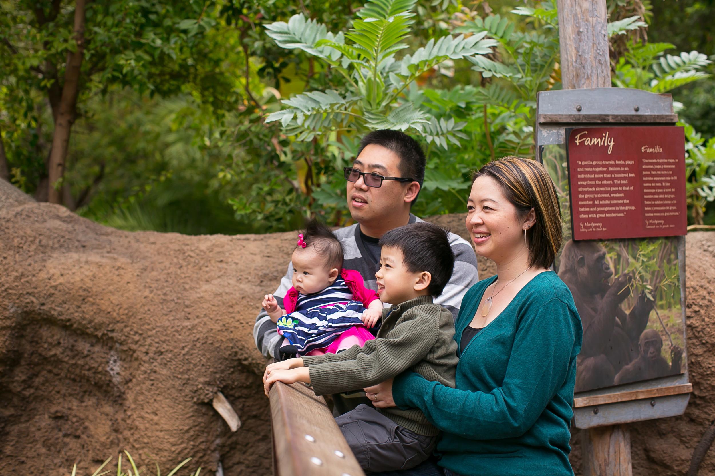 Los Angeles Zoo // Los Angeles, Ca.