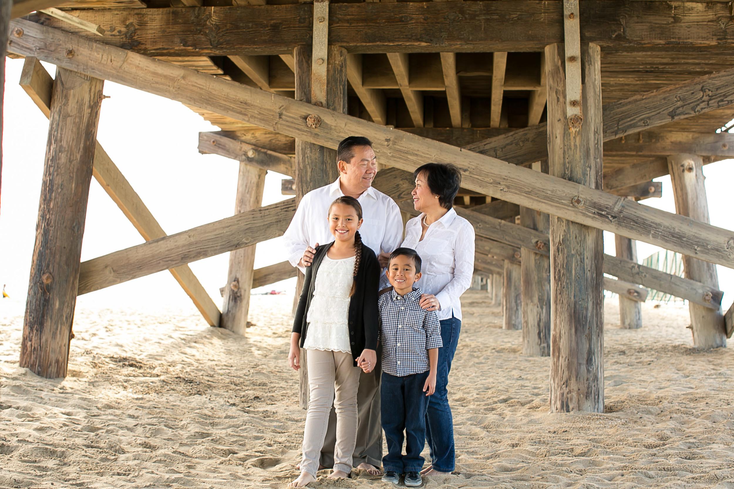 Seal Beach Pier, Seal Beach, Ca.