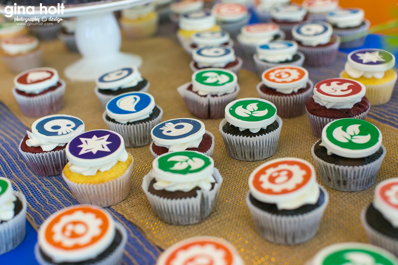 Irvine Family Photographer, Skylander Birthday Party Theme, Matthew's 5th Birthday Celebration, Playland Cafe, Orange County Birthday Party Event Photographer, Milkstashe Macarons,