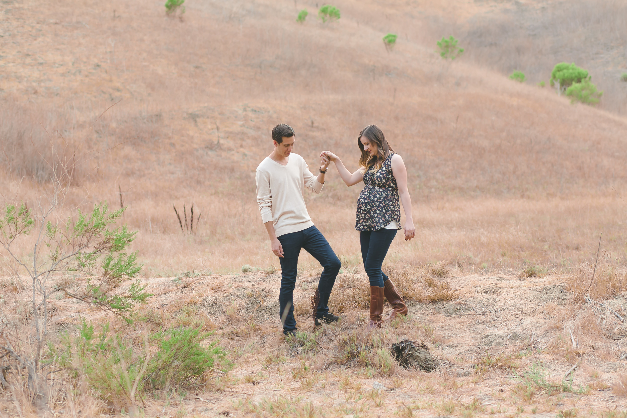 Orange County Maternity Photos, OC baby bump pictures, Expecting Baby Milo, New Parents-to-be, Outdoor Lifestyle Pregnancy Photographer, Los Angeles Maternity Pictures, Gina Holt Photography, San Diego Photographers