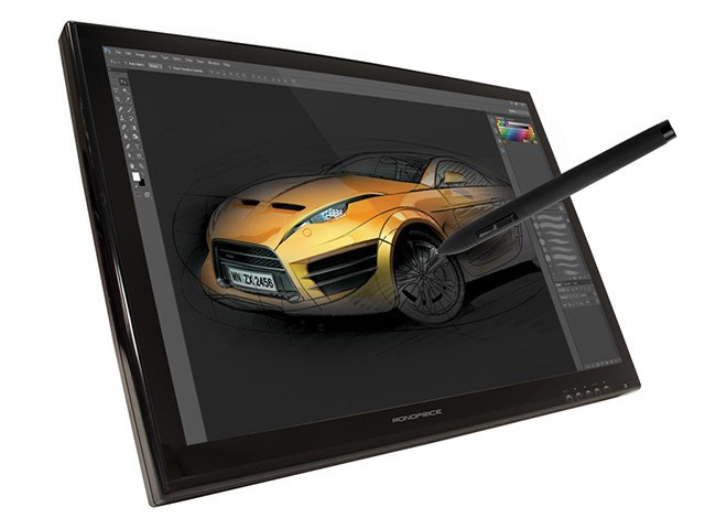 The Monoprice 19-inch Interactive Pen Display