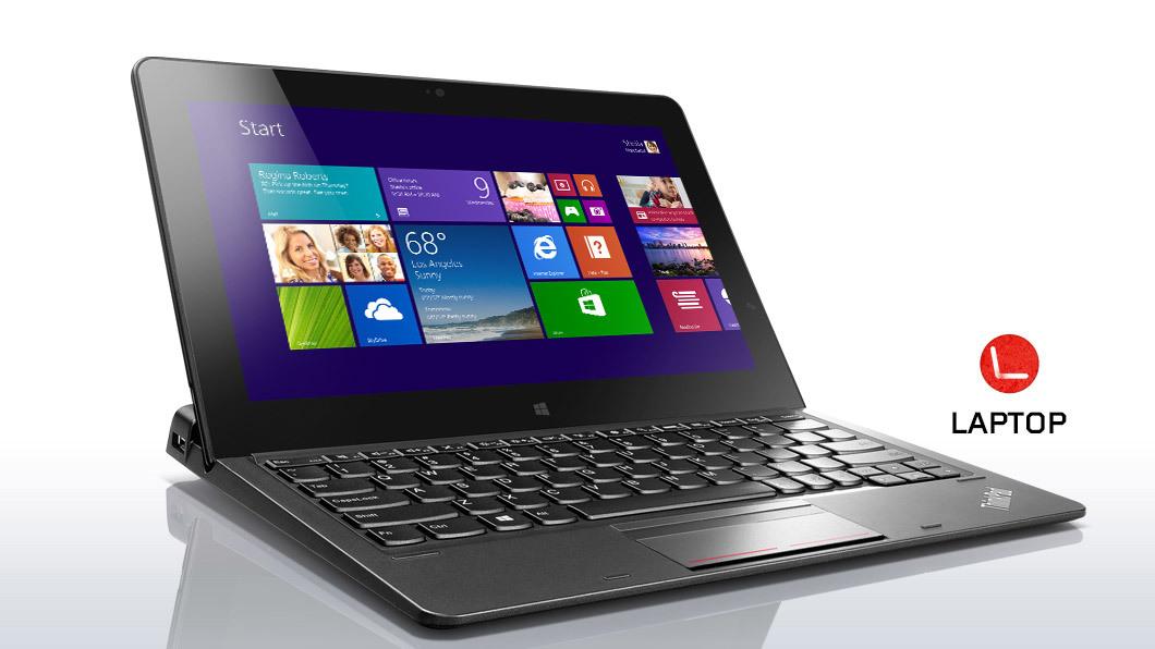 UPDATED: Keyboard hinders Lenovo's Thinkpad Helix 2