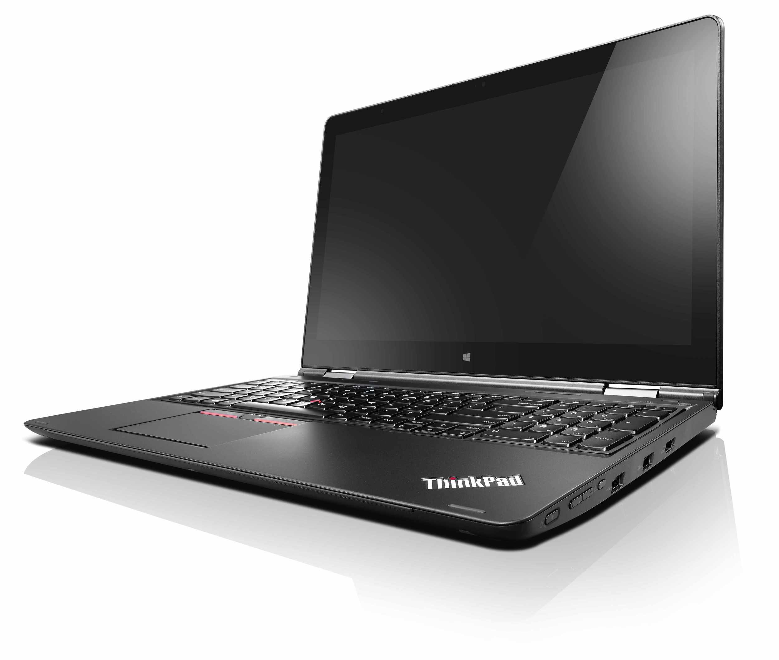 The new for 2015 Lenovo Thinkpad Yoga 15 will feature optional ActivePen.