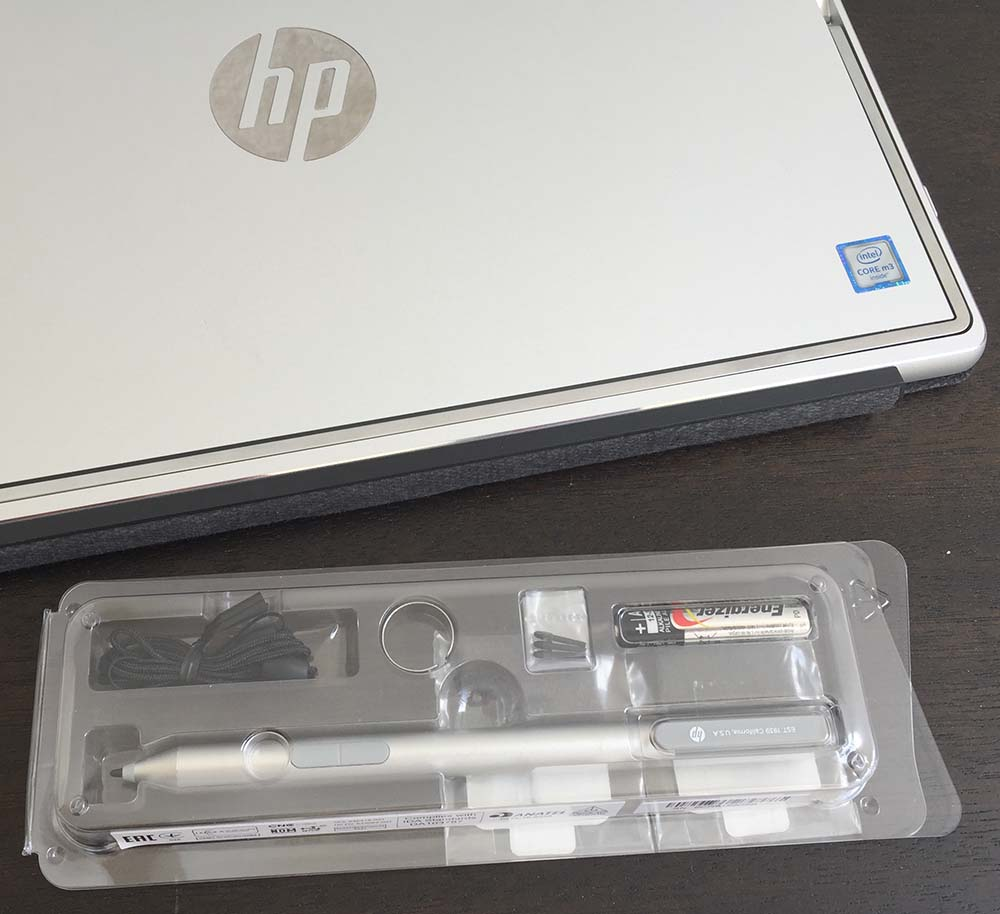 HP ships new Active Pen with App Launch — Surface Pro Artist