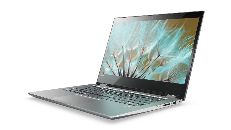 Lenovo Yoga 520   in Mineral Grey