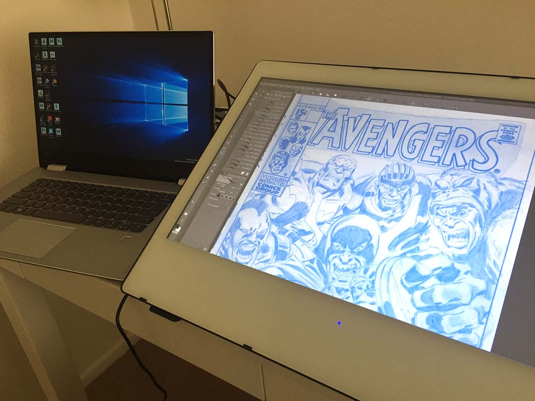 pen display — Surface Pro Artist — Surface Pro Artist