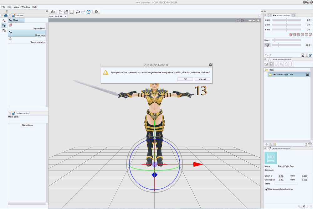 Modeler expands dimensions of Clip Studio Paint — Surface