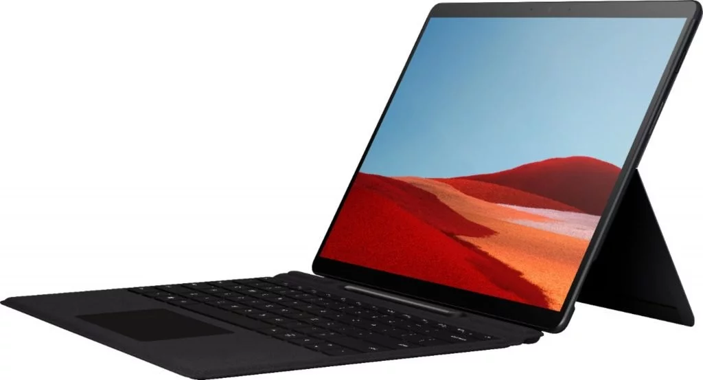 Leaked image of the rumored ARM-based Surface 7