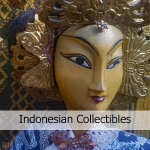 Indonesian Collectibles