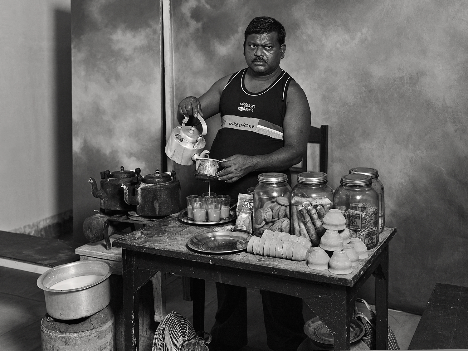 TEA STALL OWNER, $210 WEEKLY, 2012
