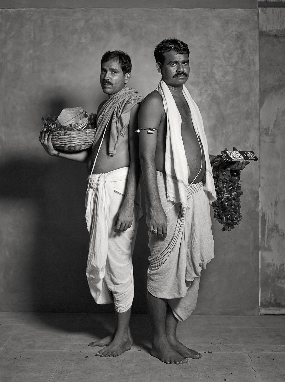 KALI-TEMPLE PRIESTS (KALIGHAT), $20 WEEKLY, 2011