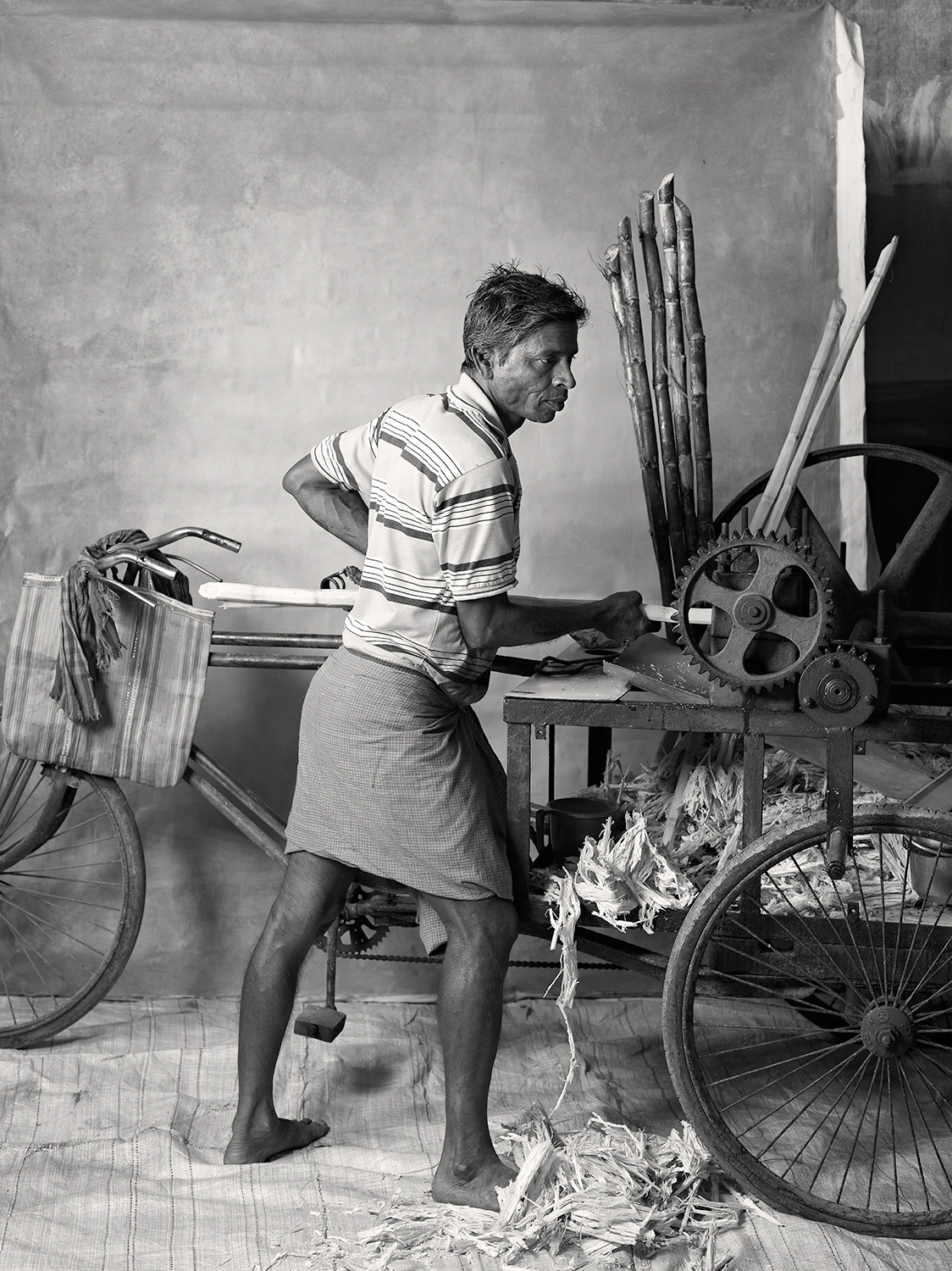 SUGARCANE JUICE SELLER, $24 WEEKLY, 2012