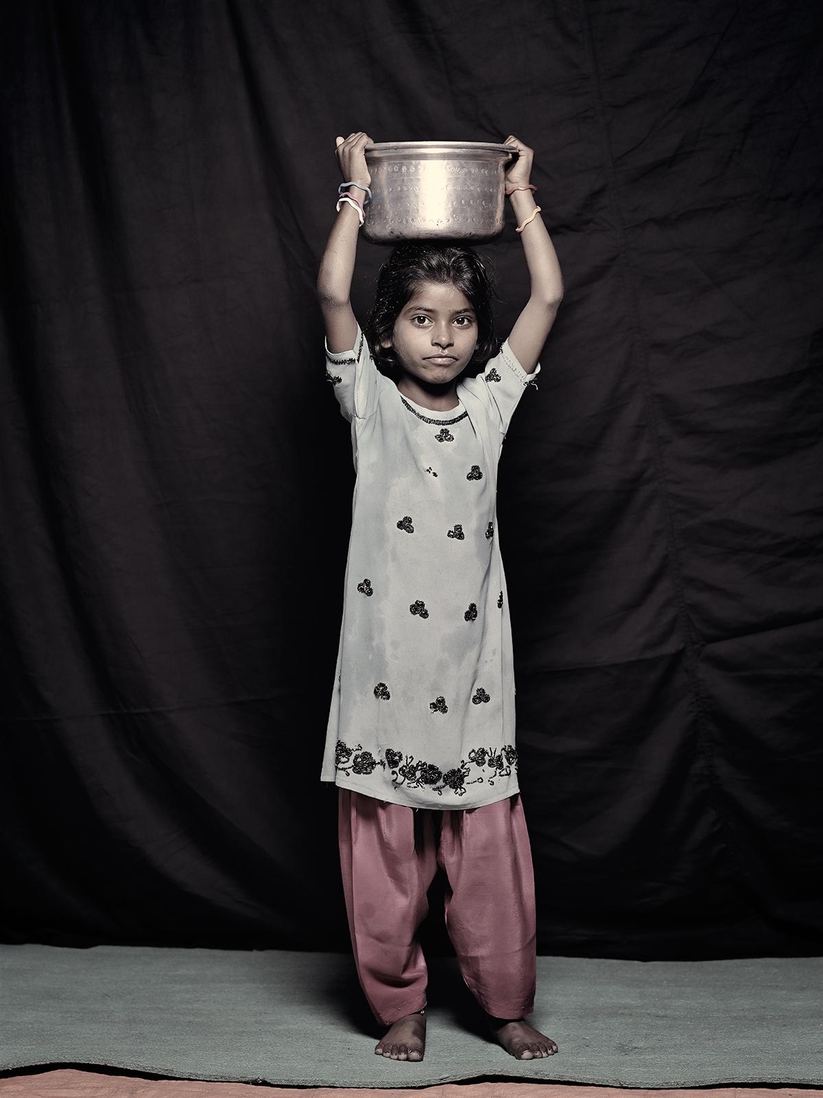 Simran Das, 10, D-camp, 2013