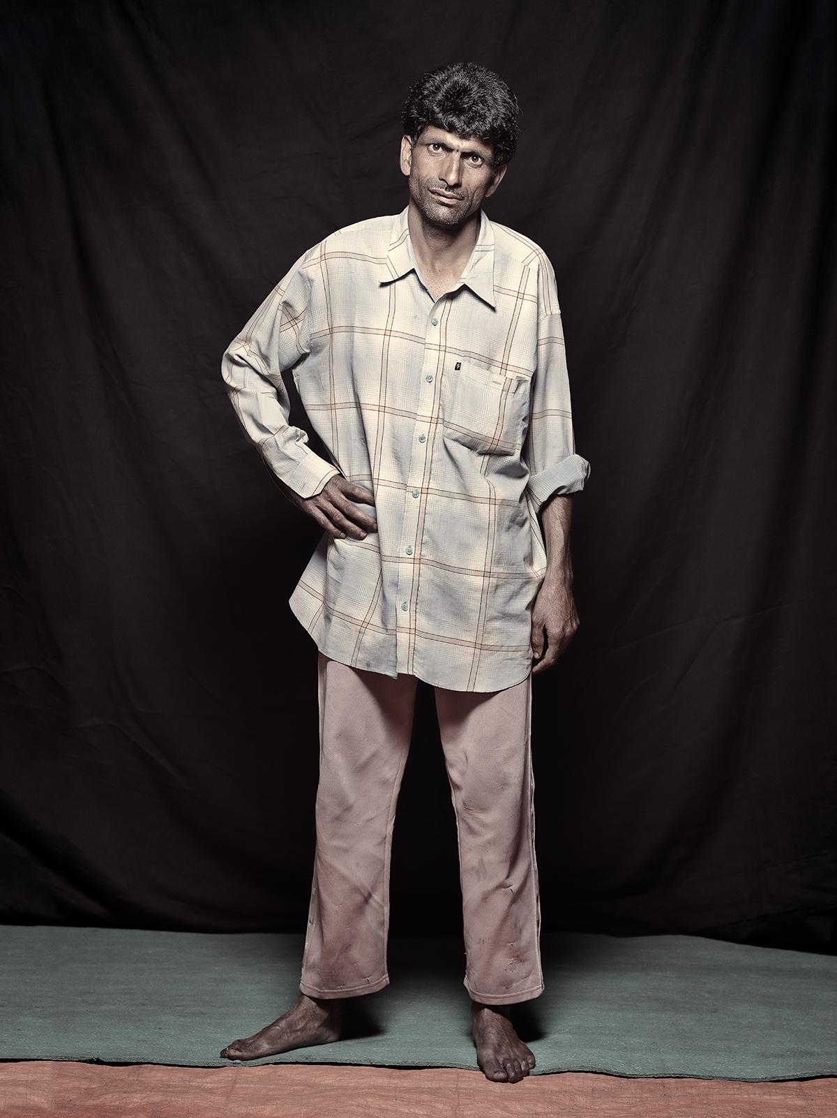 Maqbool Shah, 35, D-camp, 2013