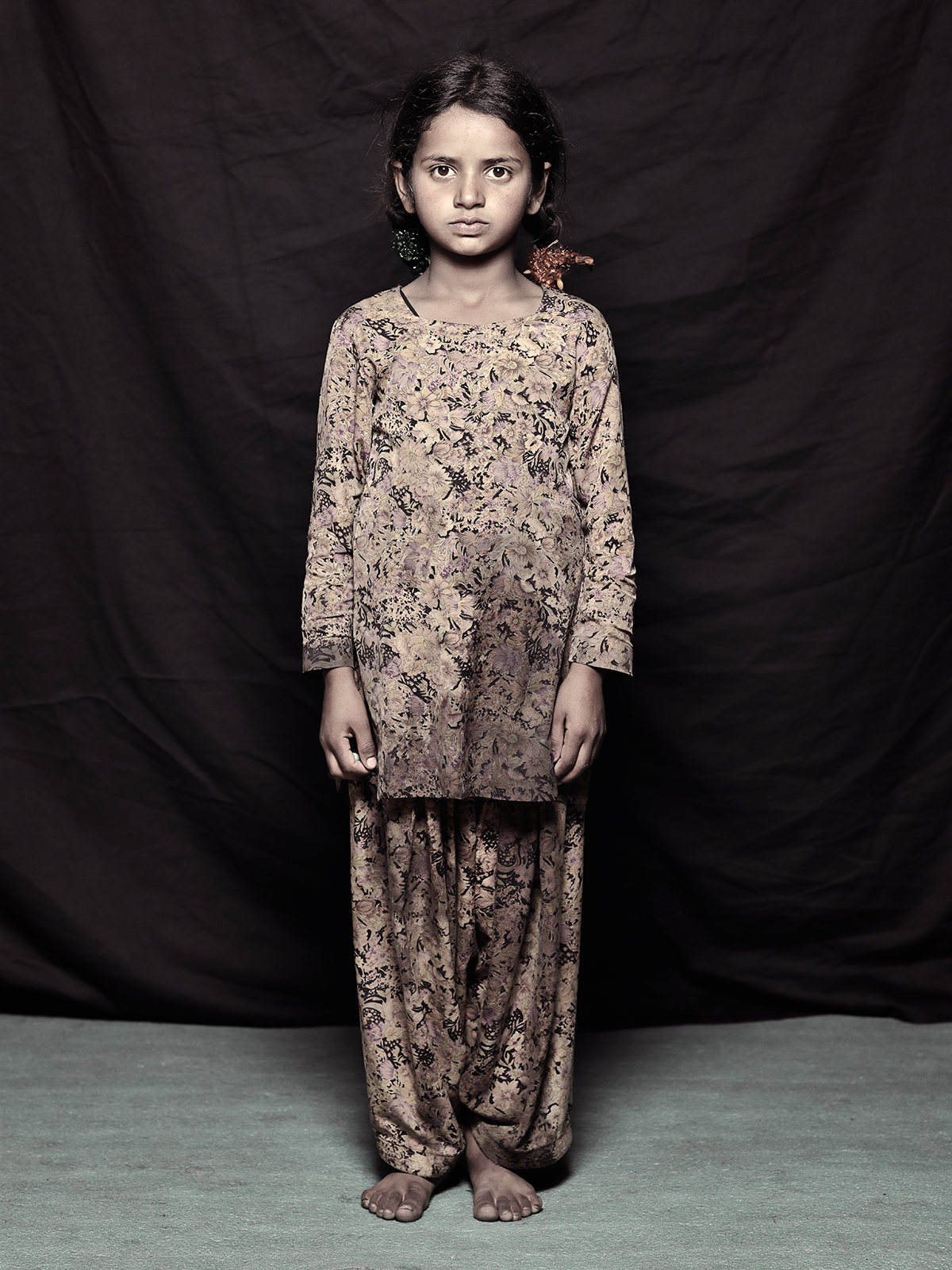Heena Shah, 9, D-camp, 2013