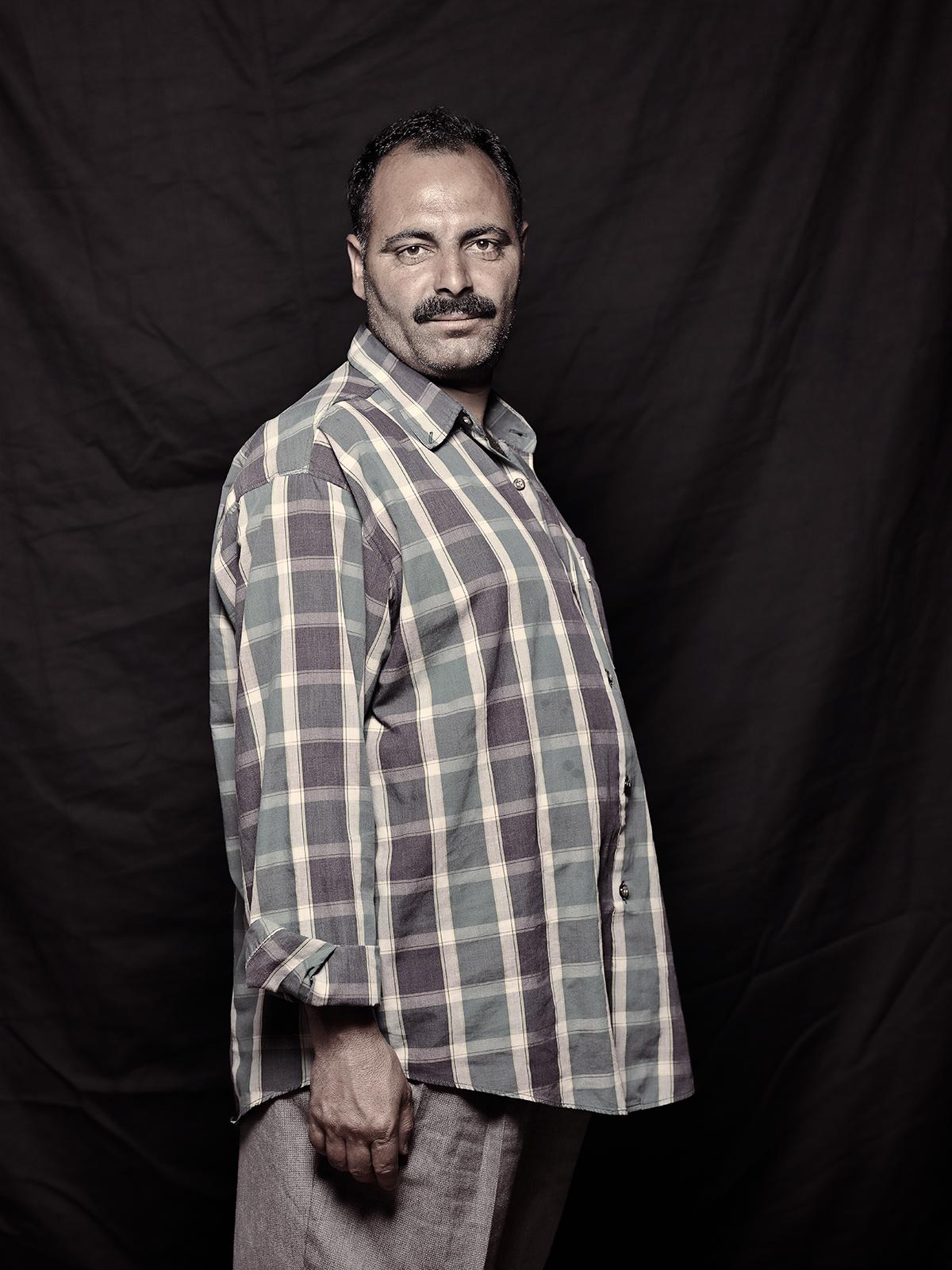 Altaf Shah, 38, D-camp, 2013