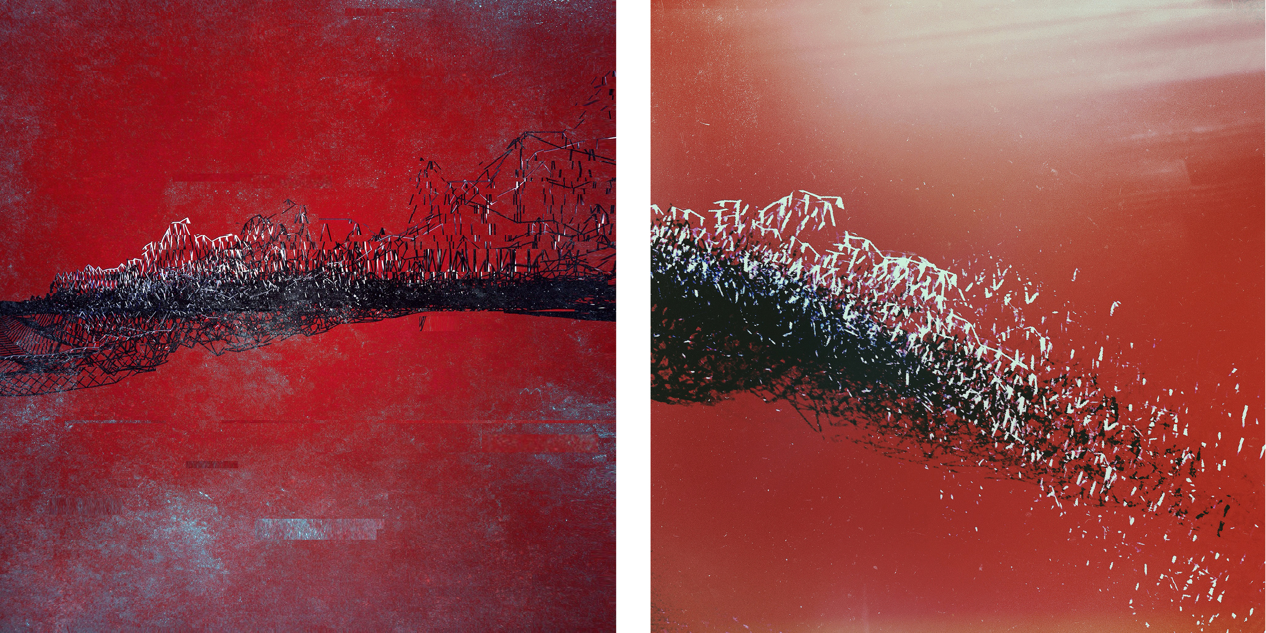 Untitled #140 Diptych