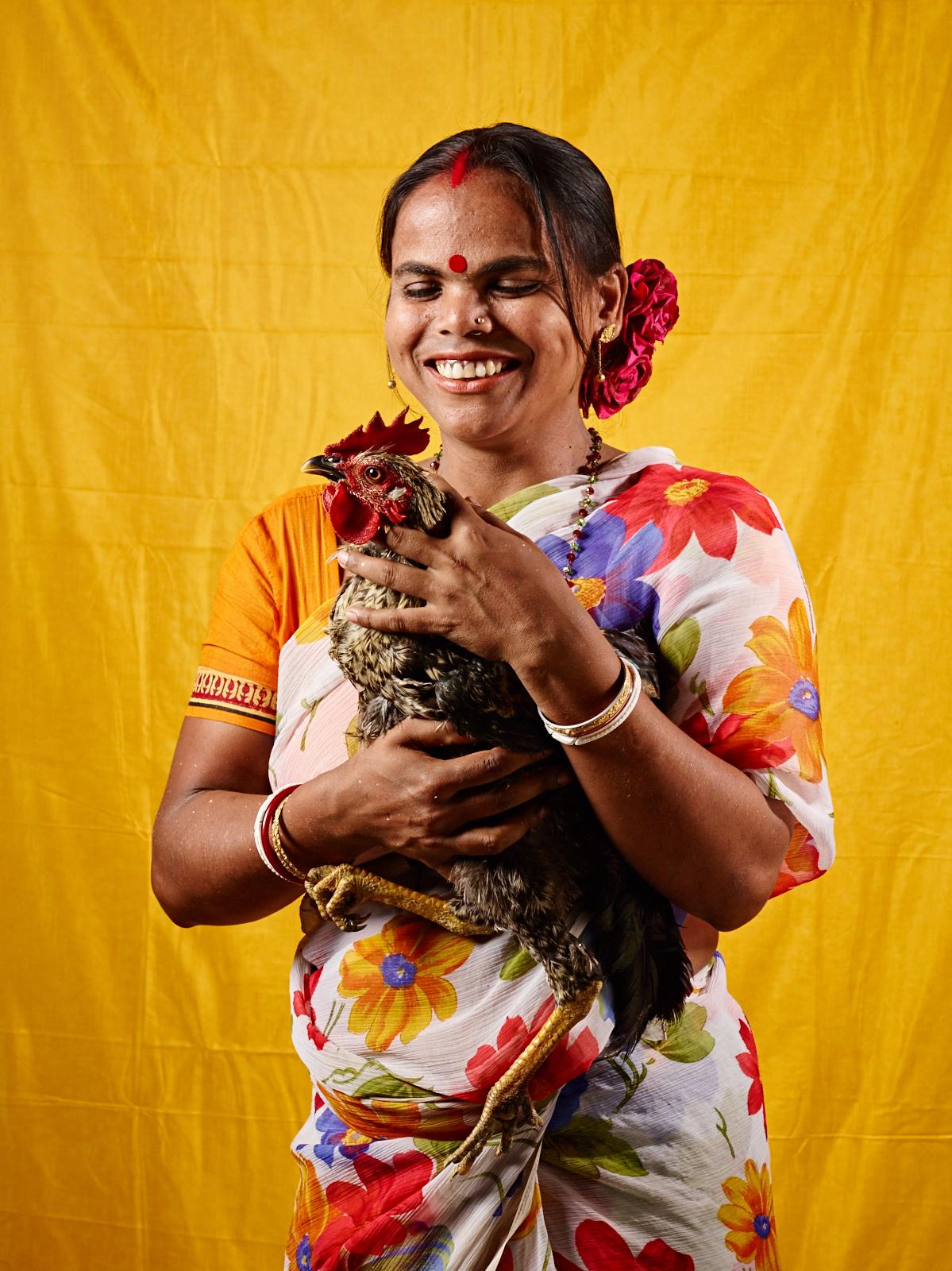 Usha Halder, 35 | Cook