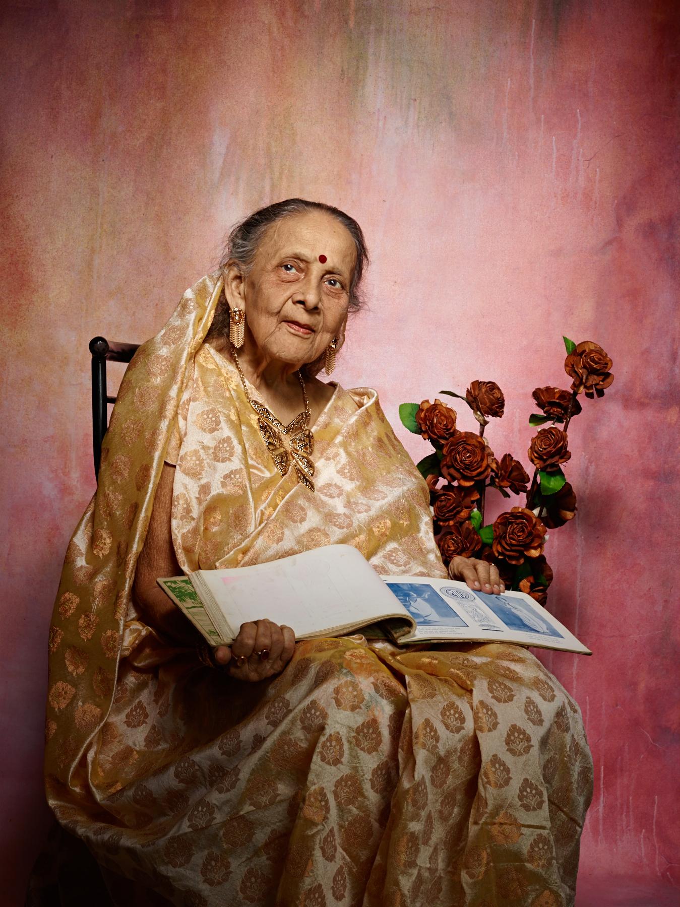 Mira Majumder, 80 | Housewife & Grandmother