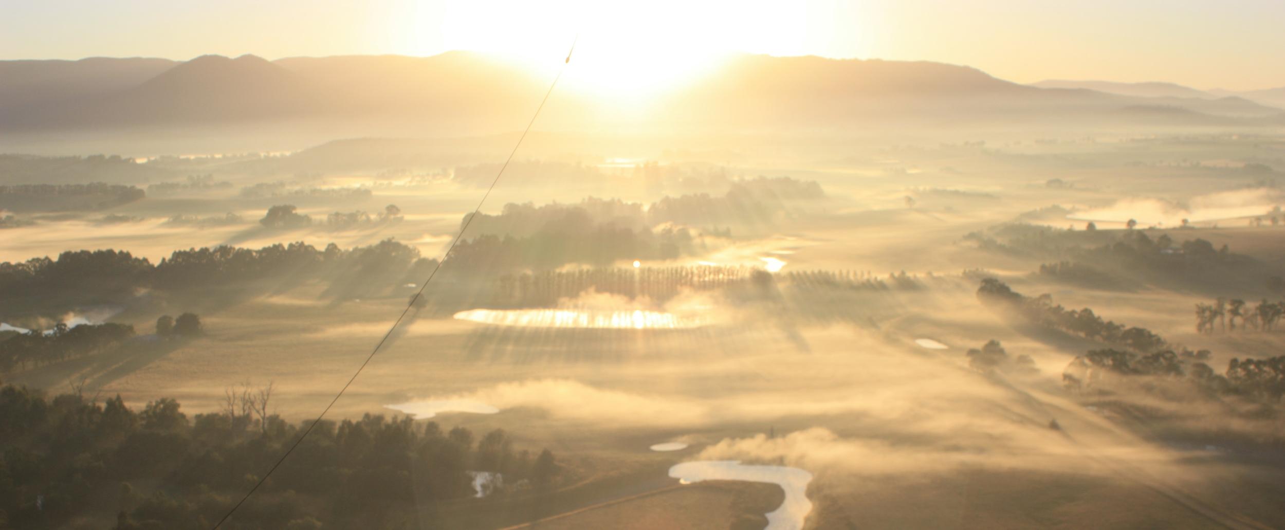 Foggy Morning (2013)